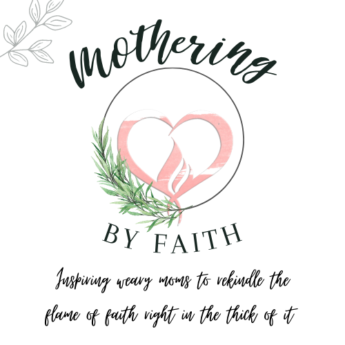 Mothering by Faith logo